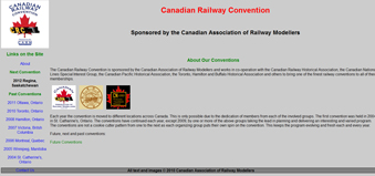 Canadian Railway Convention